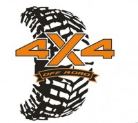 4x4 OFF ROAD folia transparentna