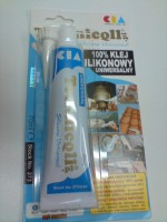 SILIKON CZARNY 70ml -40 do +180°C technicqll